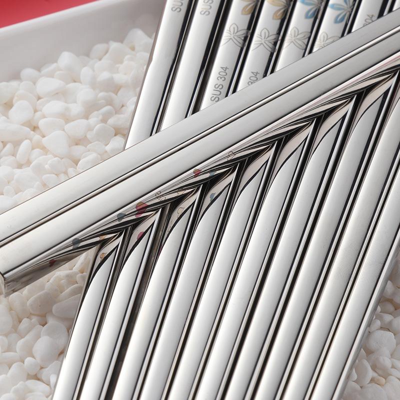 304不锈钢方筷