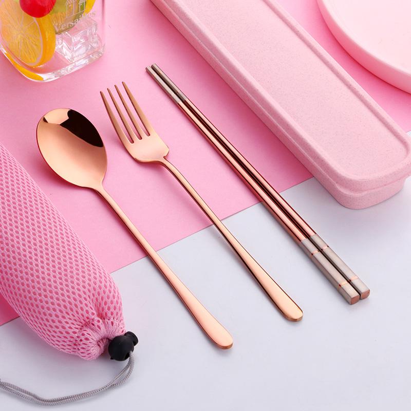 筷子勺子套装304