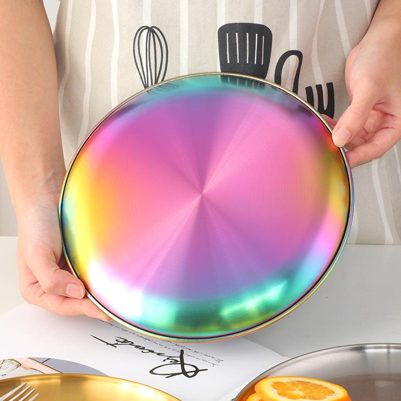 不锈钢烤盘烤肉