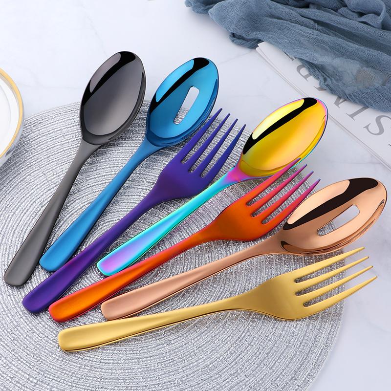304不锈钢公勺公筷