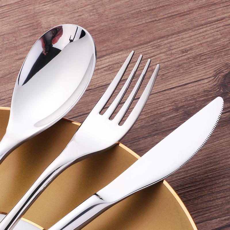 不锈钢餐具用久了对人体有害吗?