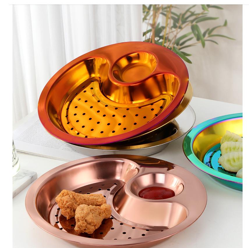 不锈钢餐盘怎么清洗