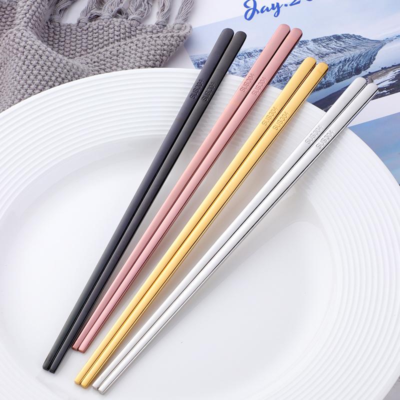 304不锈钢扁筷